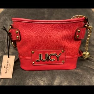 Juicy couture small shoulder bag